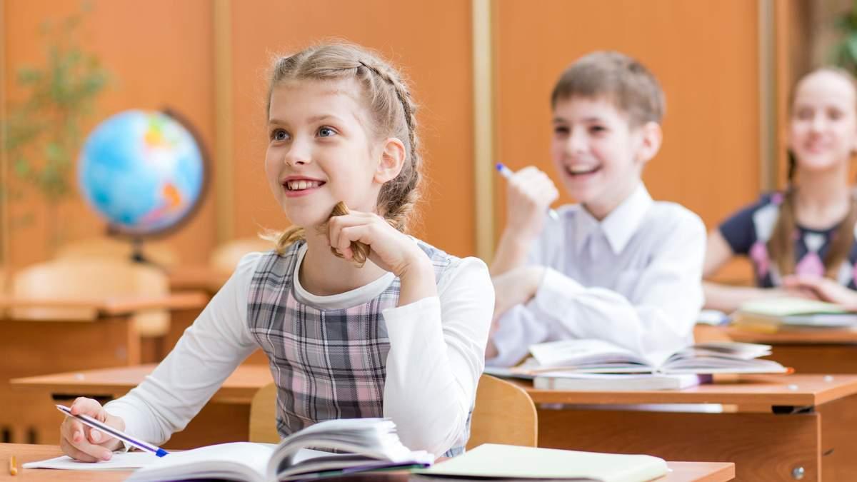 Школа помогает сохранить идентичность маленьким украинцам