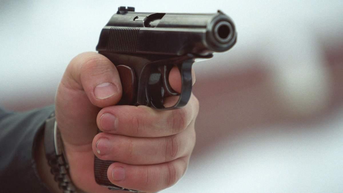 Очередная стрельба в США