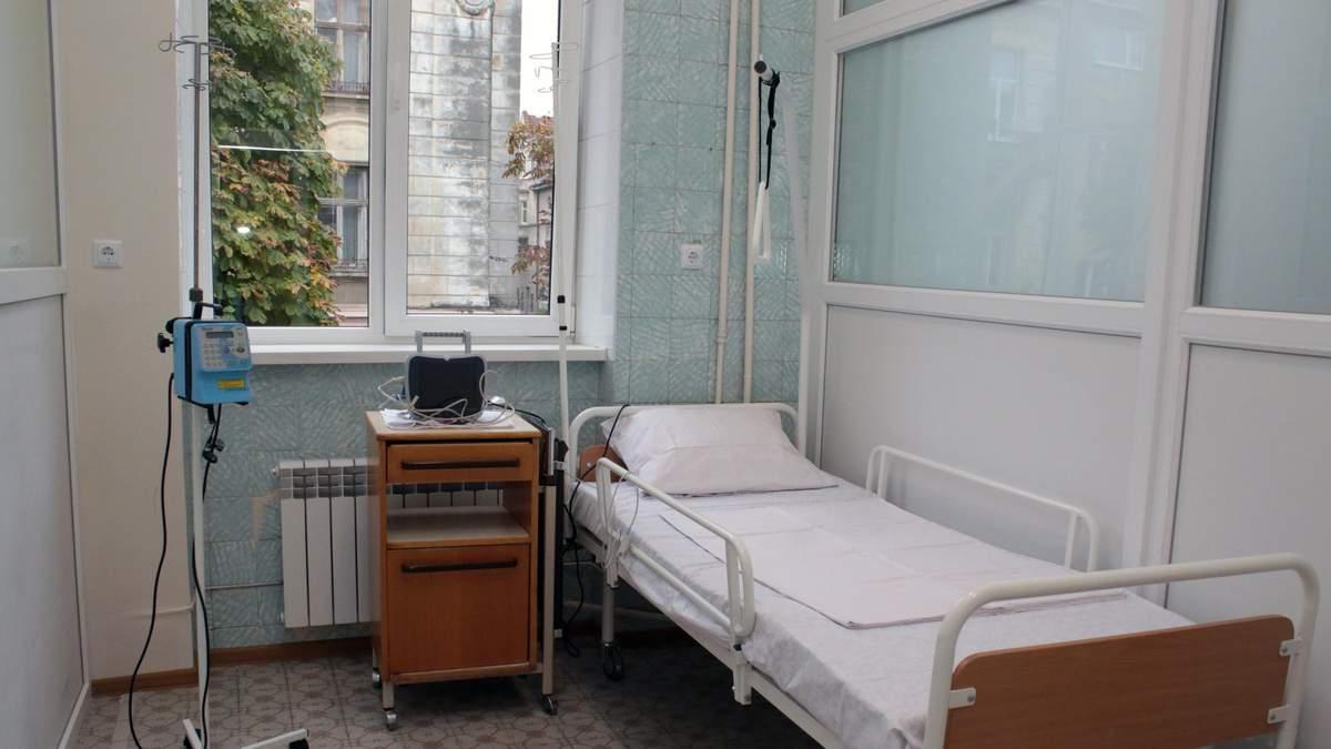 Медицинский факультет одного из университетов Украины закрыли на карантин из-за вспышки дифтерии