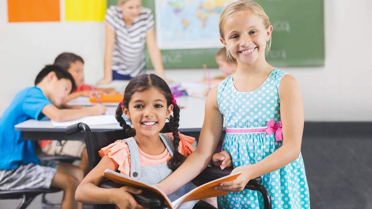 Інклюзивна освіта: як це працює за кордоном і в Україні