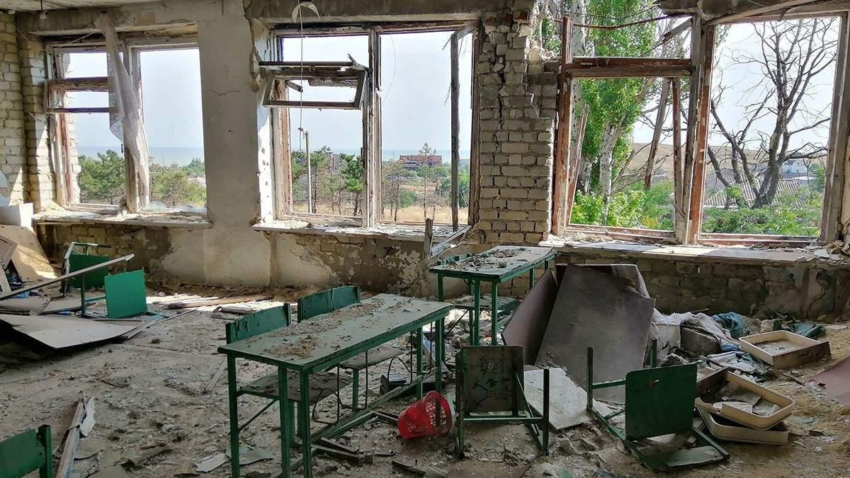 Соглашение в первую очередь касается школ на Донбассе
