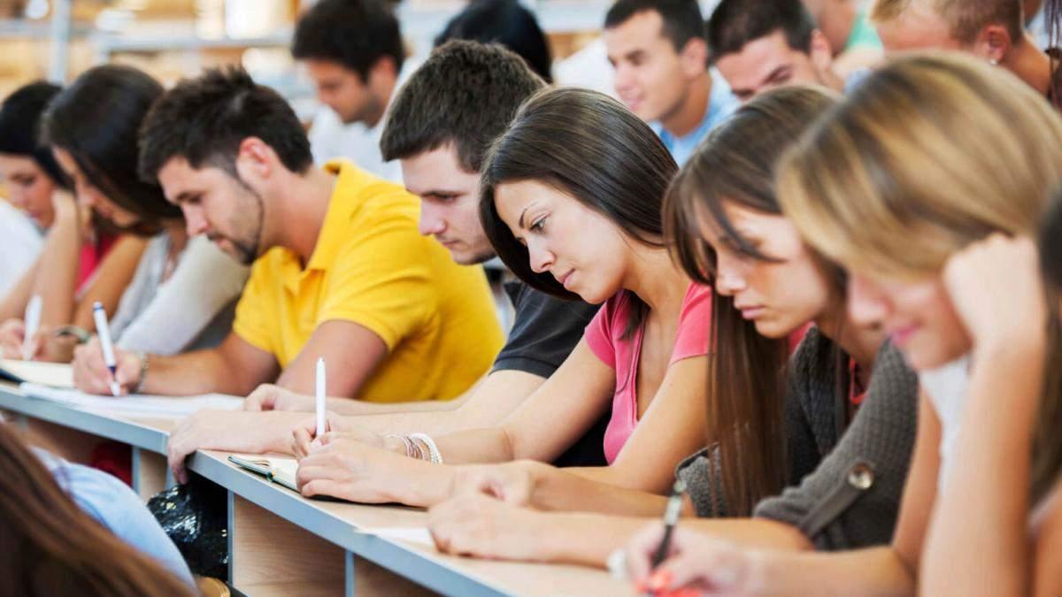 Міністерство планує спростити вступ в університети для жителів окупованих територій