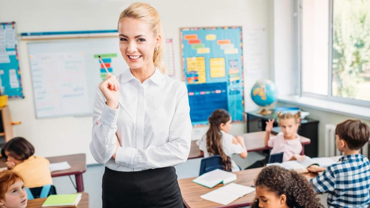 Вчителі початкової школи складатимуть тест для отримання сертифікату: деталі