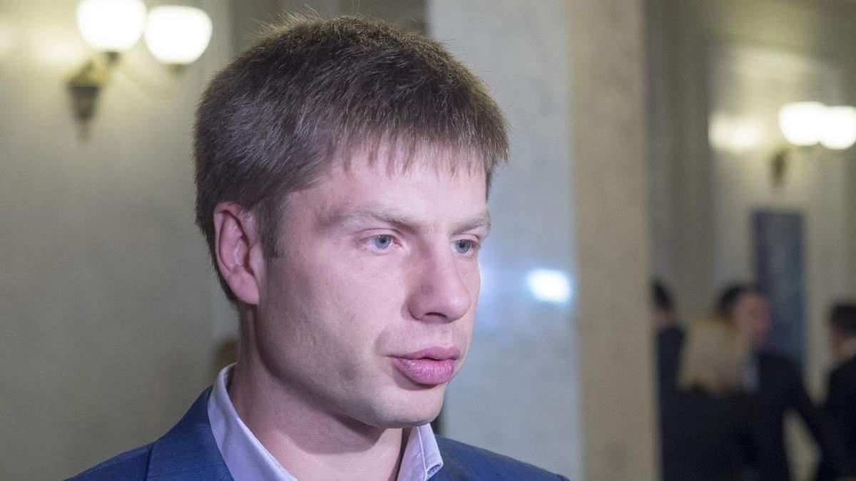 Гончаренко відвідав засідання уряду