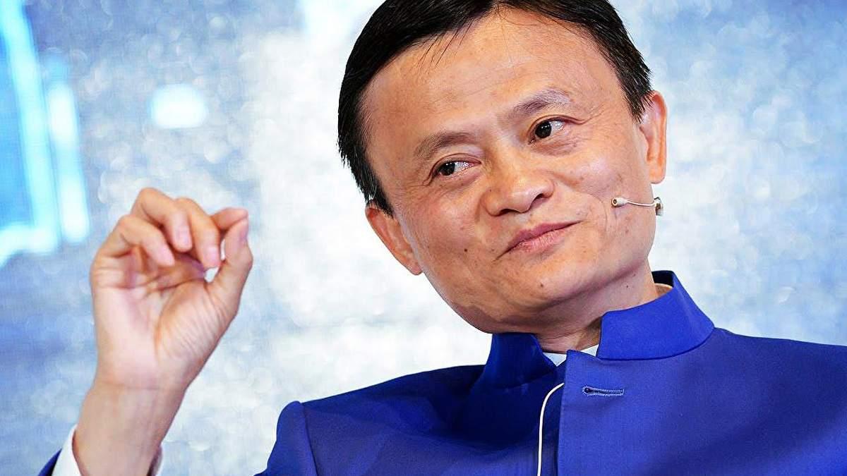Ми вкладаємо забагато грошей в університети, – найбагатша людина Китаю Джек Ма