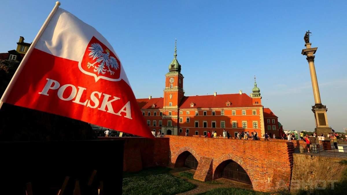Вступ до Польщі 2019 – без карти поляка, список документів