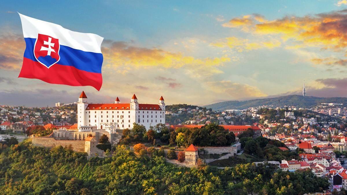Вступ до Словаччини 2019 – список документів для українців