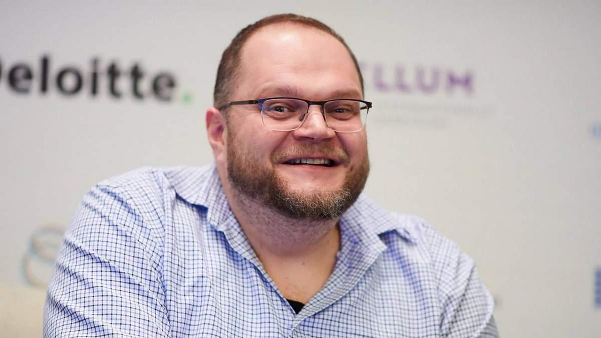 Бородянский считает, что украинцев нужно учить медиаграмотности еще в школе