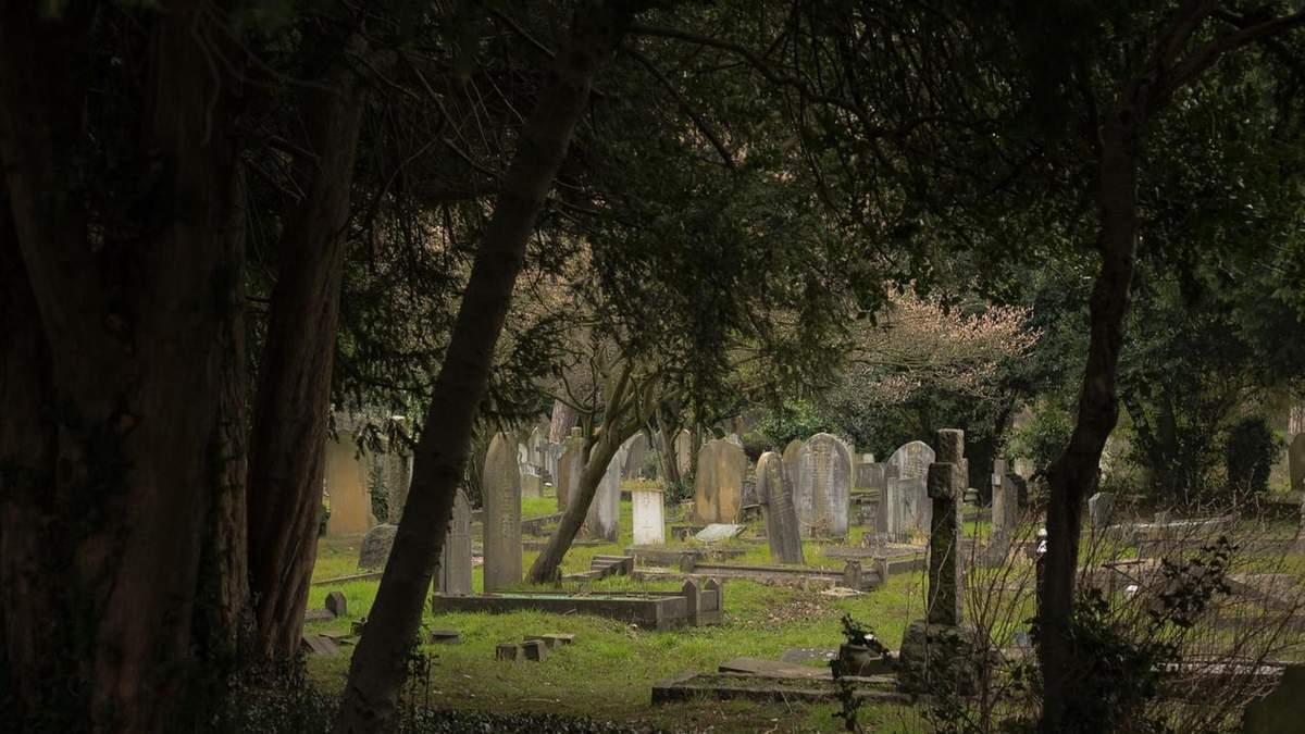 Кладбищу более 50 лет