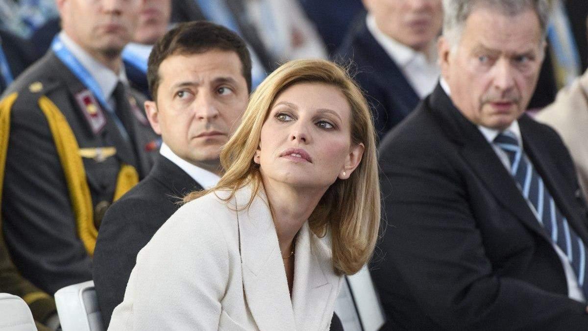 Елена Зеленская возьмется за изменения в питании