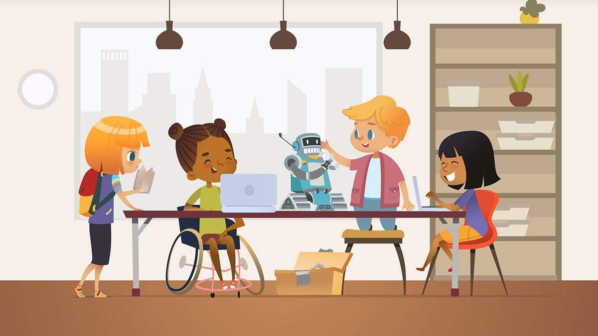 Вчителів початкових класів навчать, як працювати з дітьми з особливими потребами
