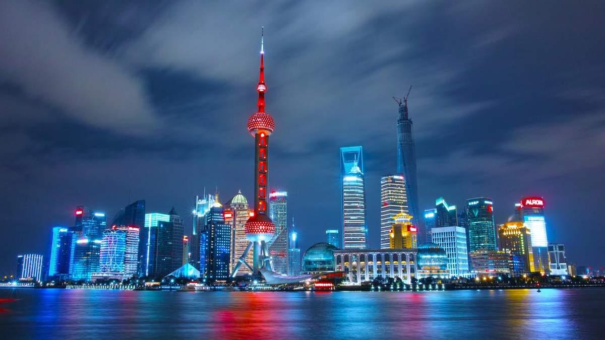 В Китаї понад 2 тисяч вишів