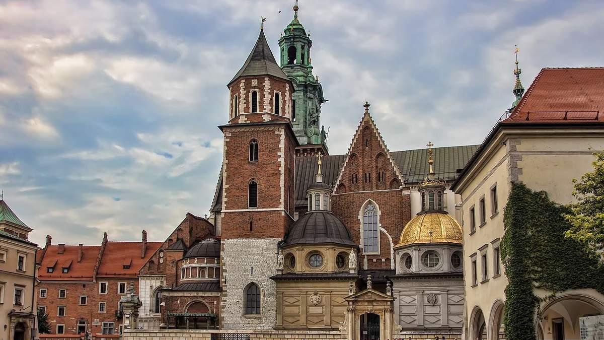 Краків - один з найбільших освітніх центрів Польщі