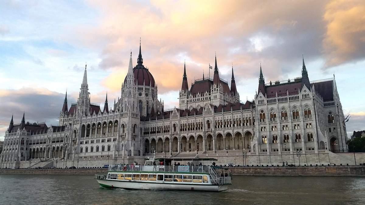 Угорщина пропонує 35 університетів