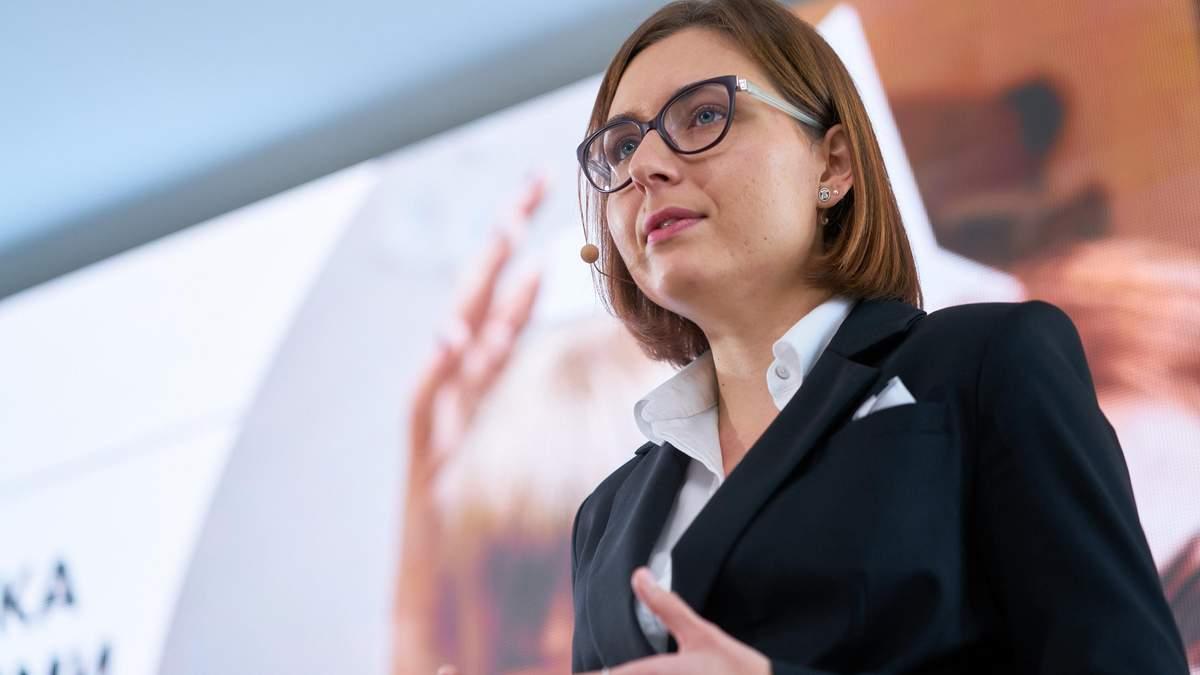 Анна Новосад получила различные надбавки