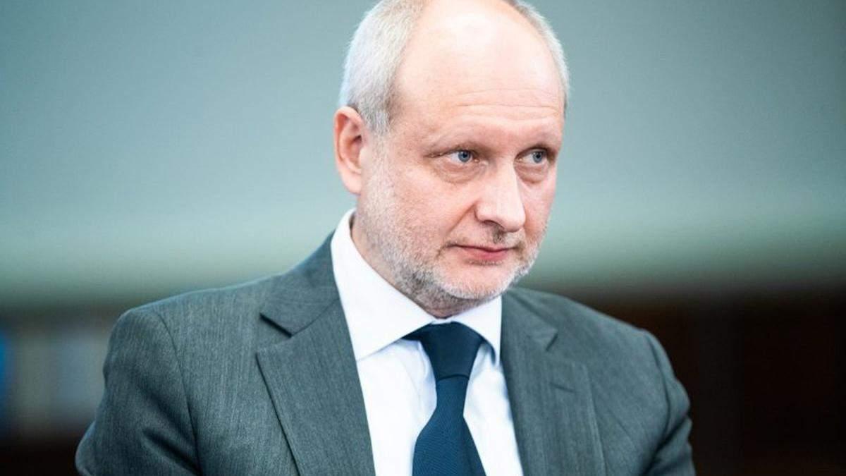 Матті Маасікас очолює представництво ЄС в Україні