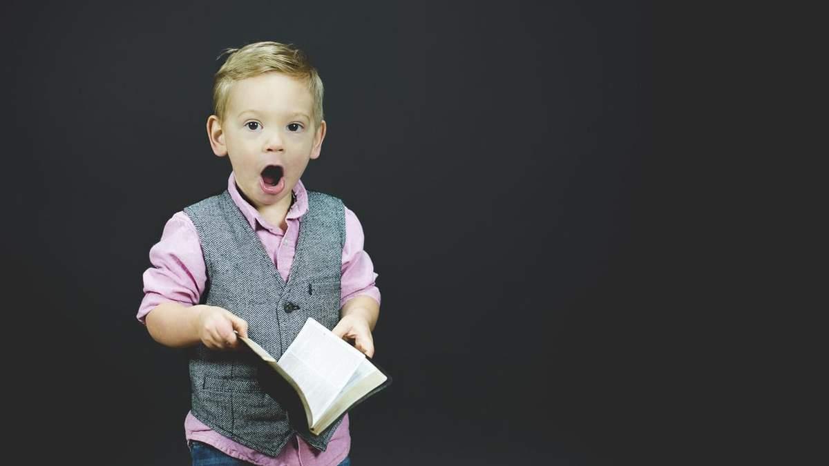 Семилетний мальчик установил рекорд Украины
