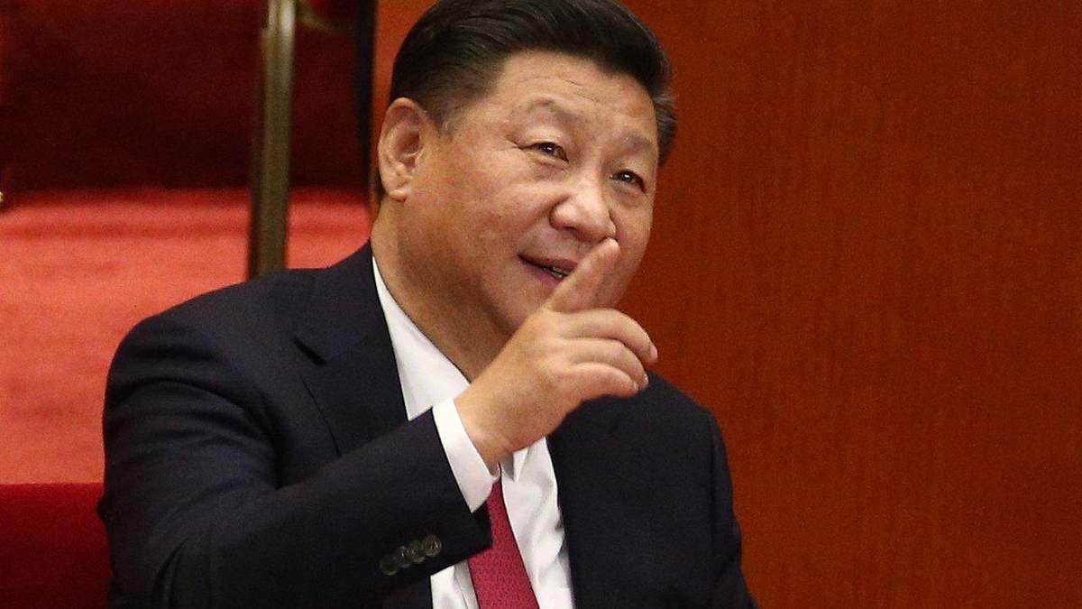 У Китаї при владі комуністична партія