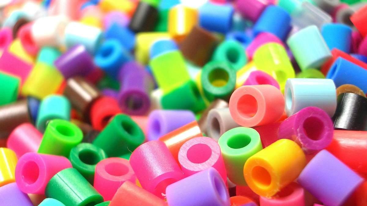 Школьники собирают пластик уже больше двух лет