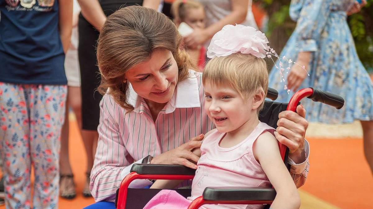 В Україні стає все більше інклюзивних закладів освіти