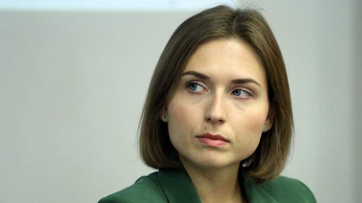 Міністерка освіти Ганна Новосад
