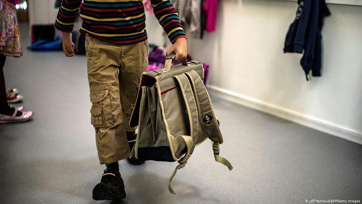 В Германии школьник прошел более 10 километров, чтобы не опоздать на уроки