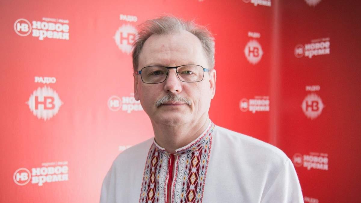 Сергей Горбачев является первым образовательным омбудсменом в Украине
