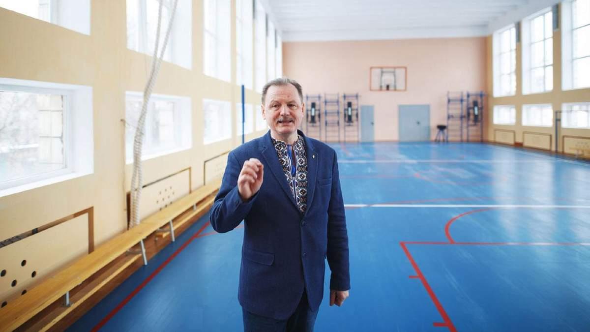 Сергій Горбачов працює освітнім омбудсменом з листопада 2019 року