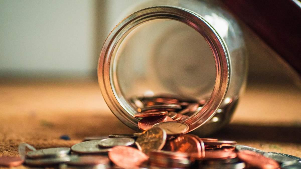 В некоторых областях произошло сокращение задолженности