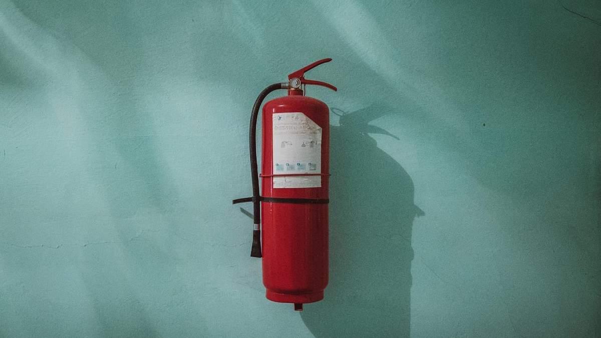 Пожежна безпека у школах повинна покращитись