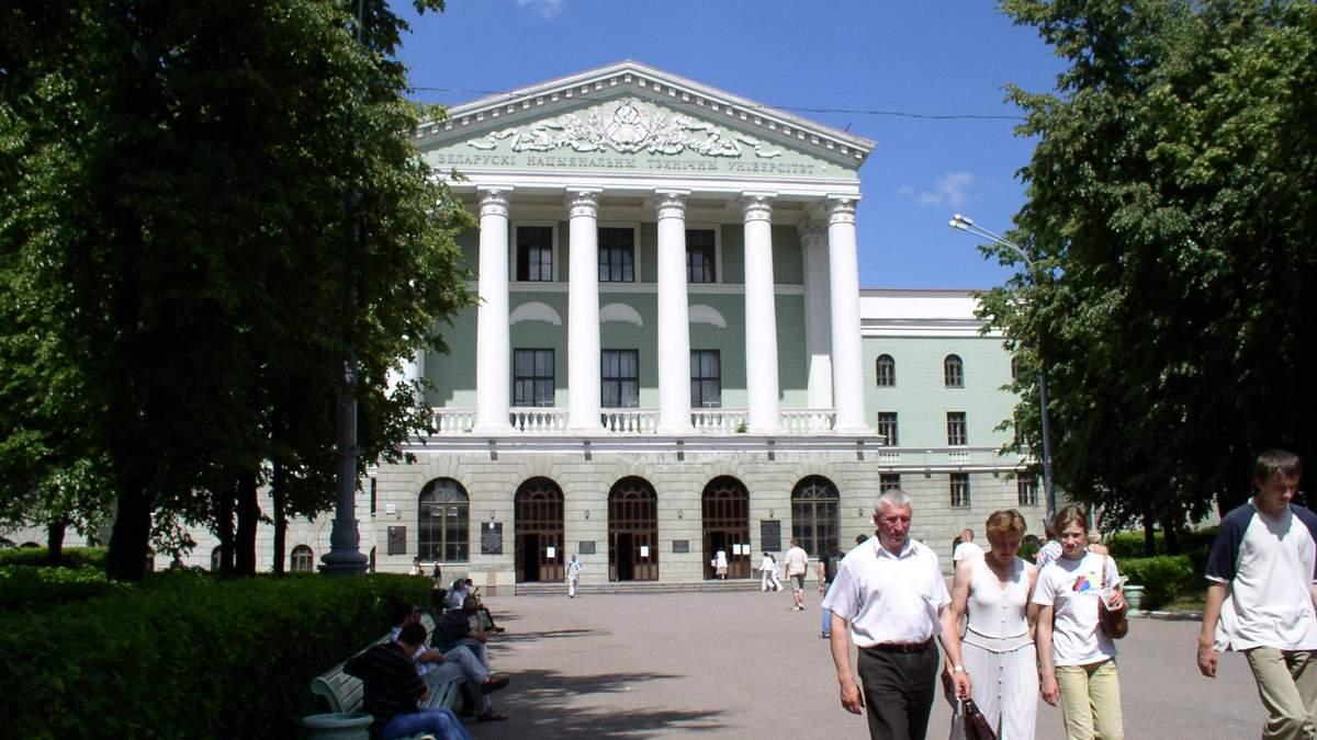 Это первый случай заболевания коронавирусом в Беларуси