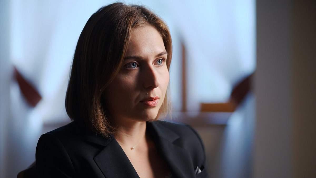 Анна Новосад работала в правительстве с августа 2019 года