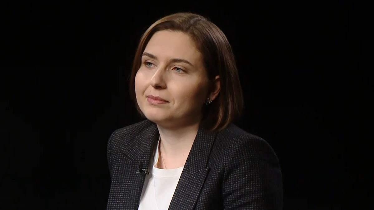 Министр правительства Гончарука – Анна Новосад