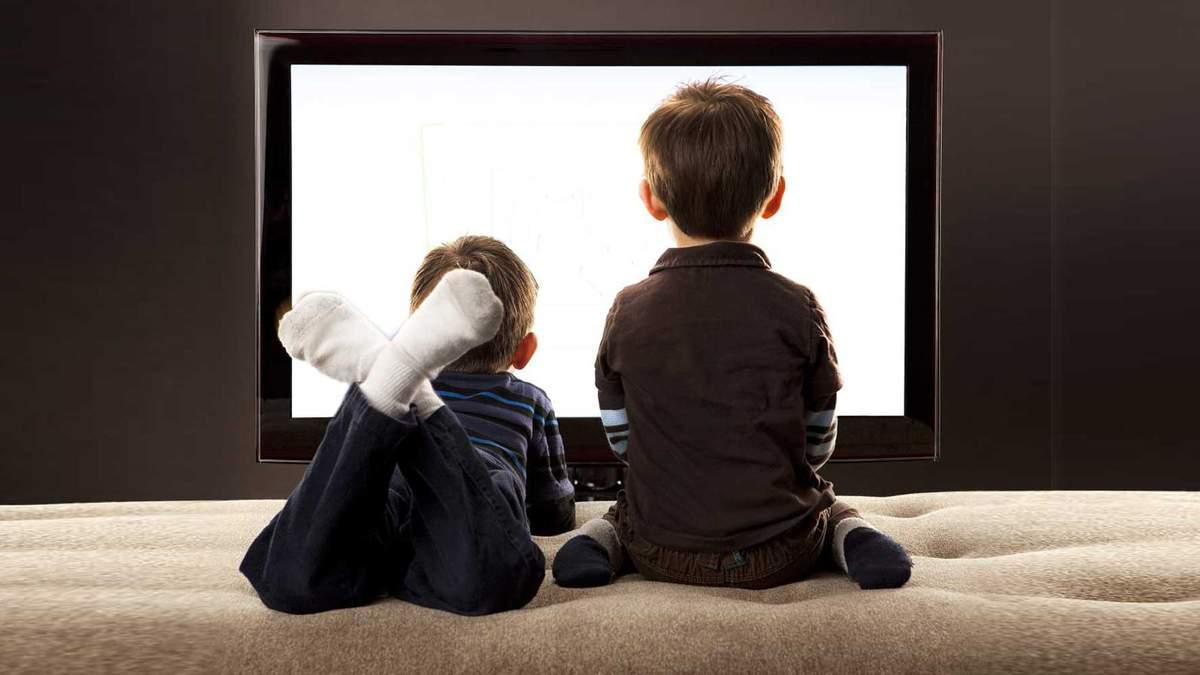 Украинские дети могут учиться через телевизор