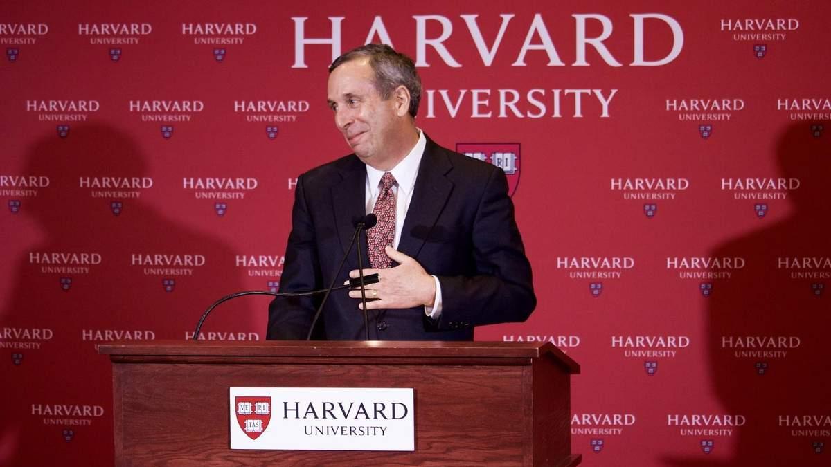 Президент Гарвардского университета и его жена заболели коронавирусом