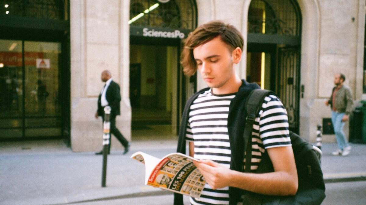 Возможности Erasmus+: как поехать на бесплатное обучение в Париж – история украинца