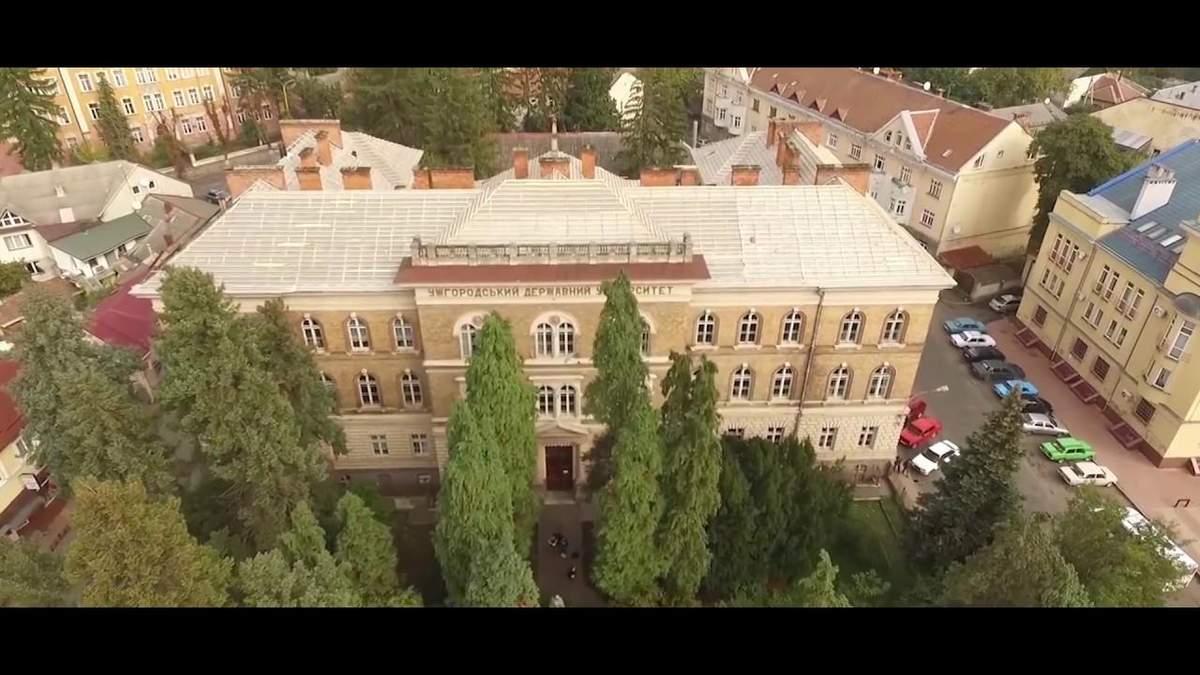 Ужгородский университет присоединяется к информированию украинцев о коронавирусе