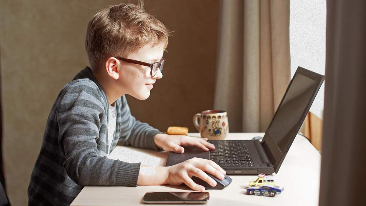 Уроки онлайн для 5 класу: розклад