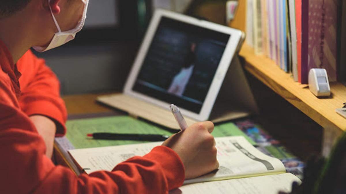 Уроки онлайн для 6 класу: розклад
