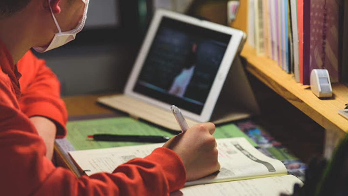 Уроки онлайн для 6 класса: расписание