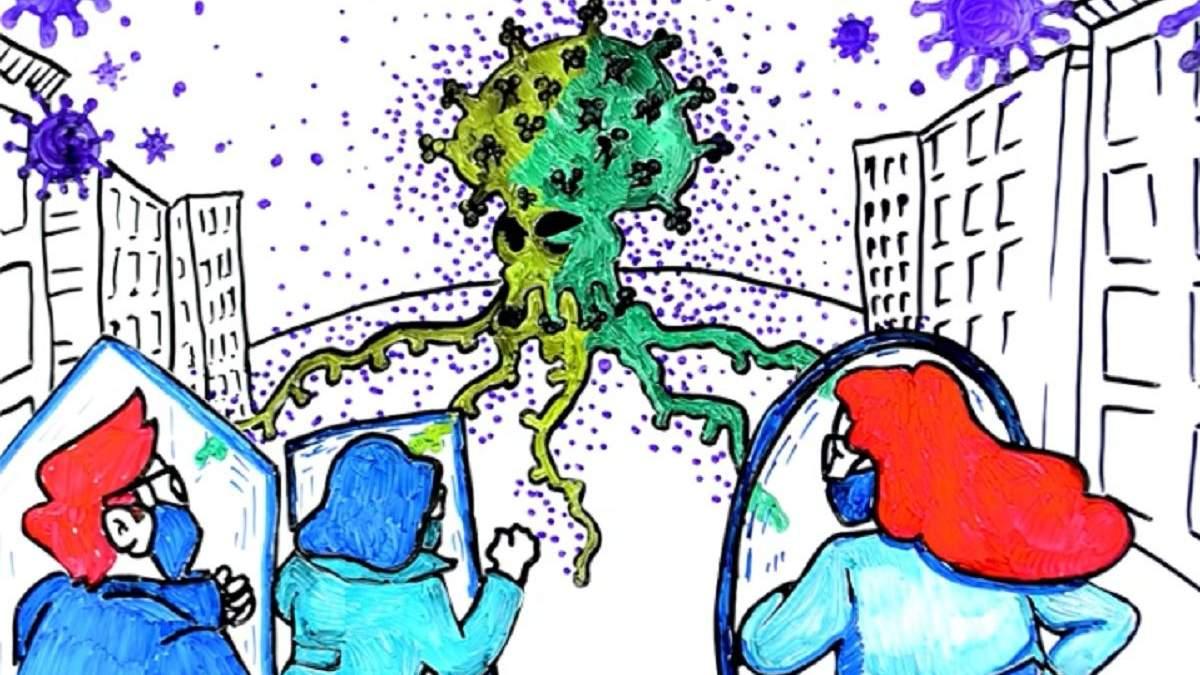 Для учащихся разработали дистанционные уроки по биологии про коронавирус