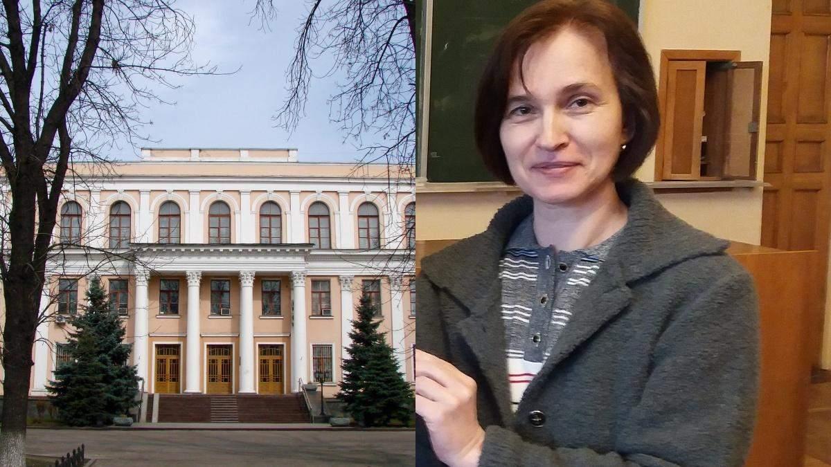 Александра Антонюк может стать новым министром образования
