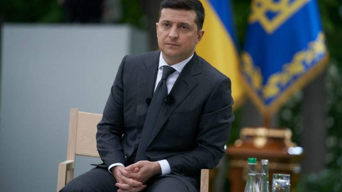Владимир Зеленский планирует посетить университет в Чернигове