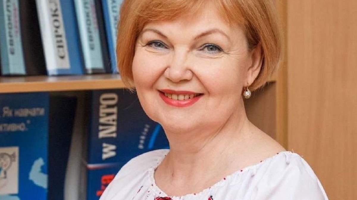 Людмила Паращенко може стати міністром освіти: що про неї відомо