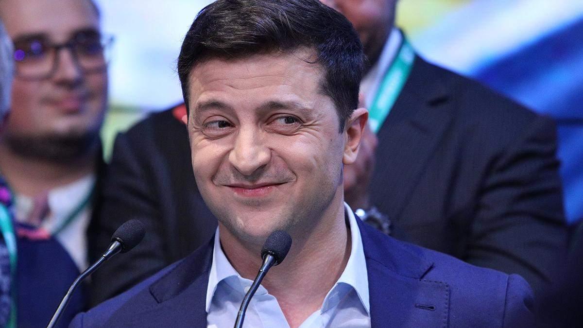 Володимир Зеленський звернувся до випускників напередодні ЗНО: відео