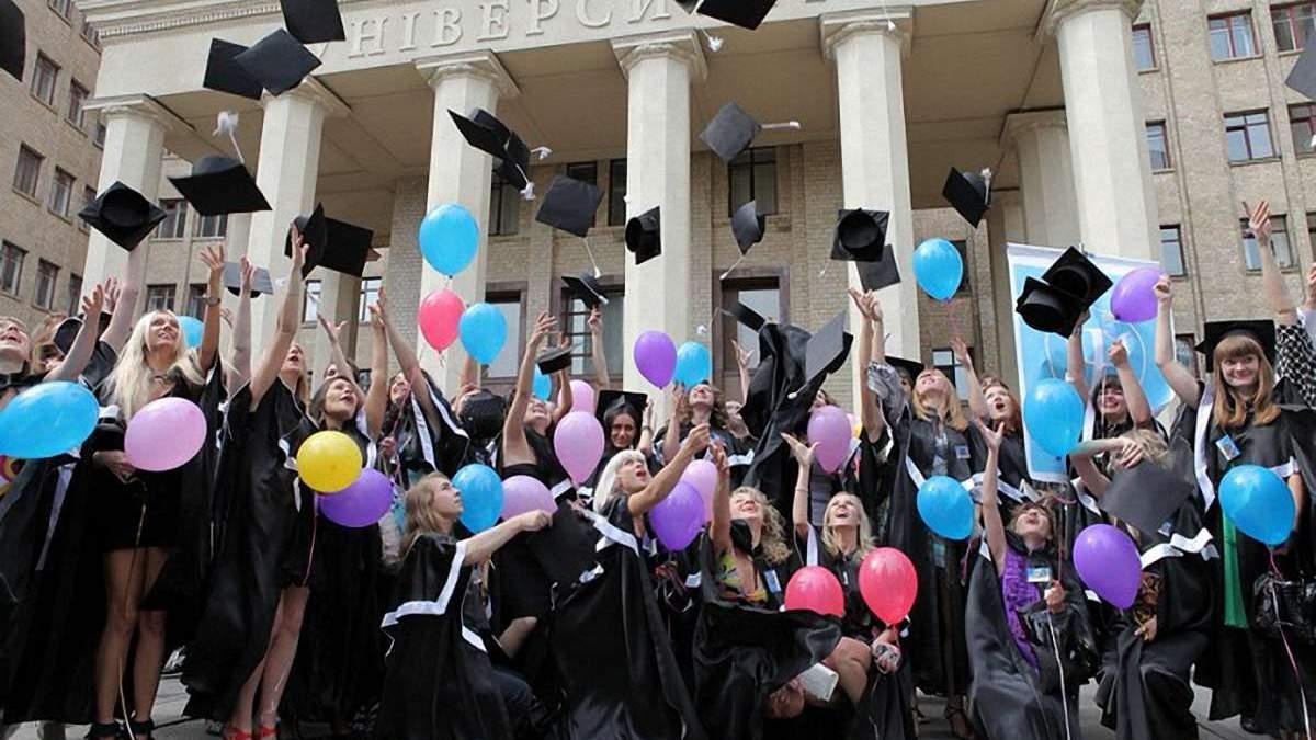 Рейтинг найкращих університетів України у 2020 році