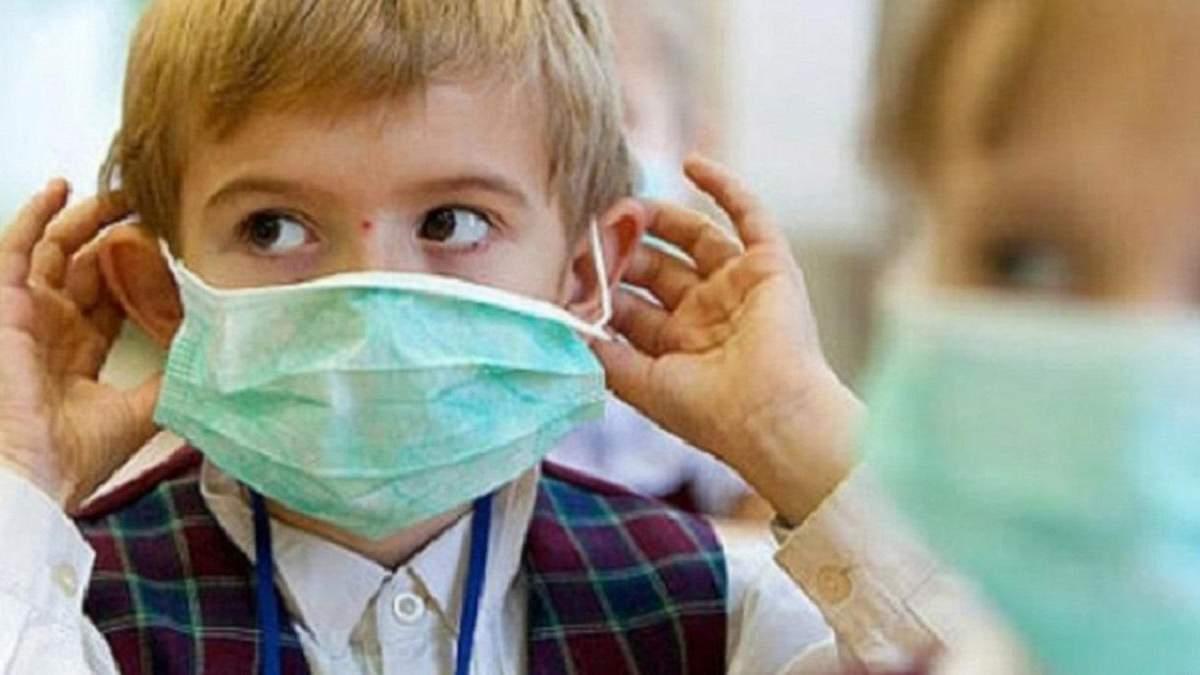 Обучение в школе во время пандемии: в Украине готовят три сценария
