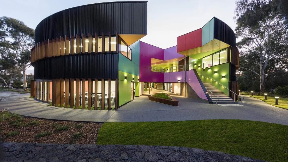 6 самых крутых школ мира, которые поражают своей архитектурой: зрелищные фото