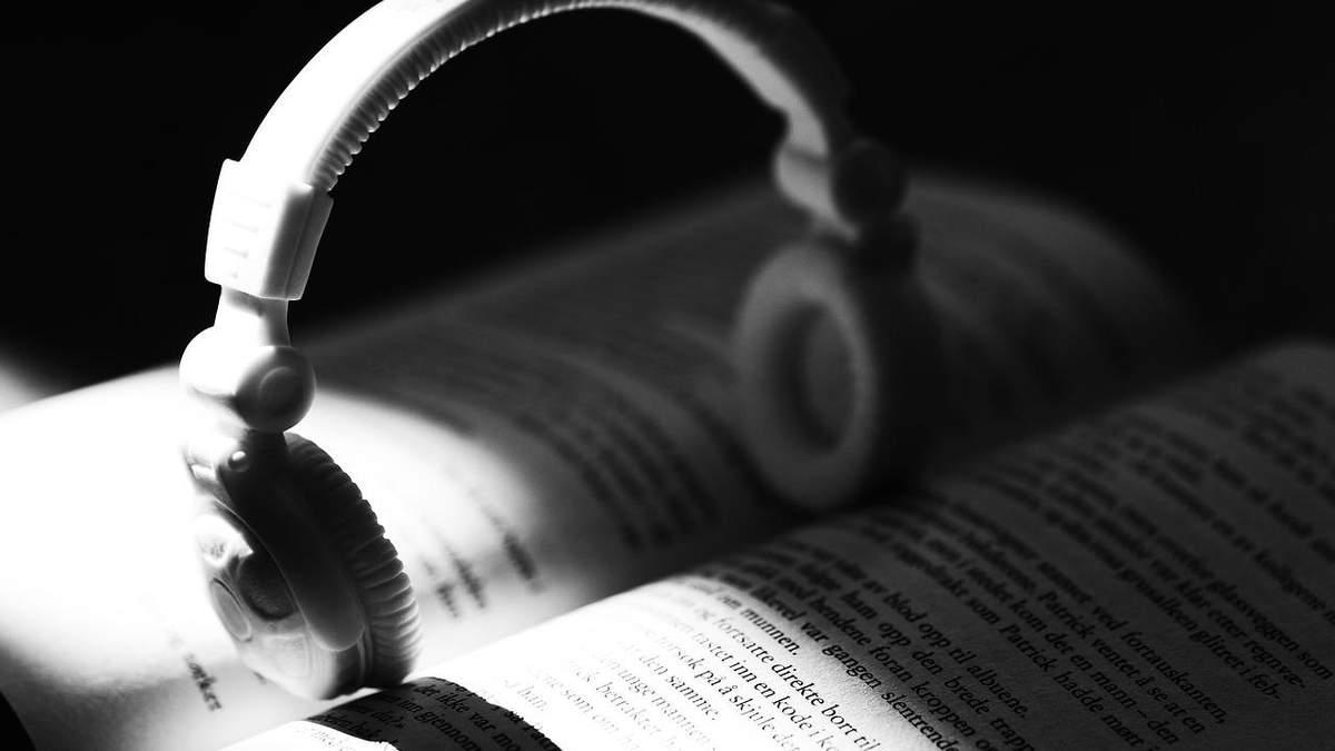 В Украине появилось уникальное приложение для чтения и слушания книг