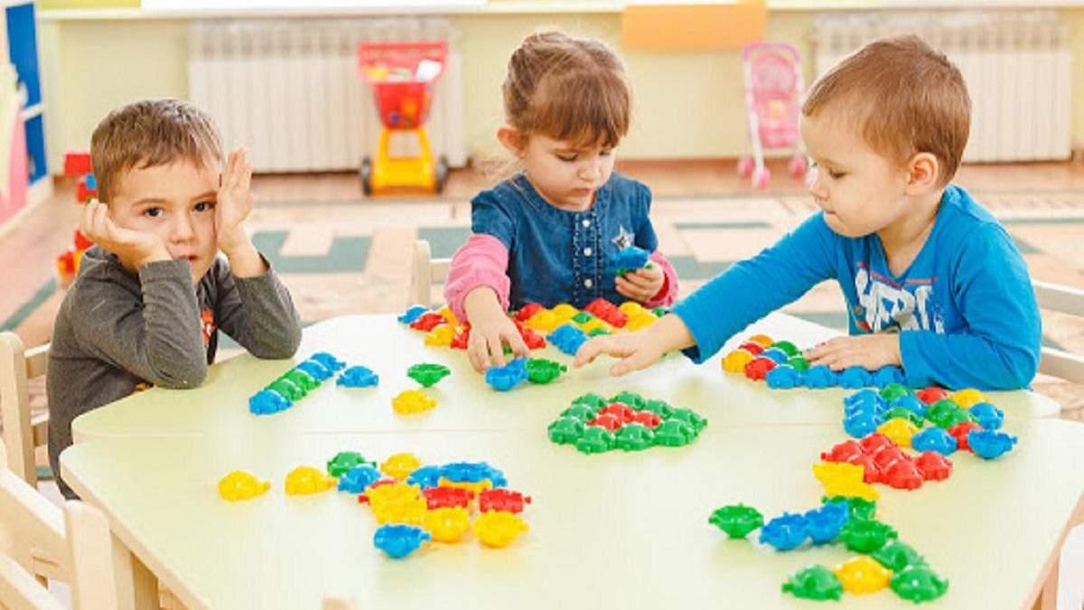 Як підготувати дитину до дитсадка: поради Міносвіти